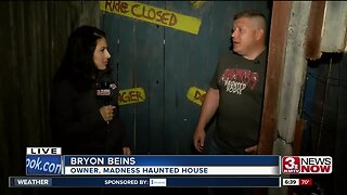 Haunted house preview