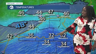 7 First Alert Forecast 6 p.m. Update, Sunday, May 9