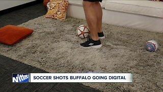 Soccer Shots Buffalo going digital during COVID-19