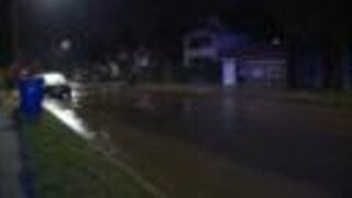 Water main break closes portion of West 130th Street