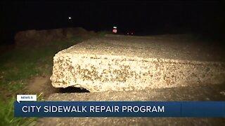 City of Massillon launches sidewalk repair program