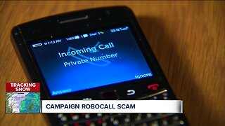 The Better Business Bureau warns about a scam targeting people wishing to donate to political campaigns