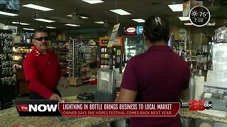 Lightning in a Bottle festival impacts local business