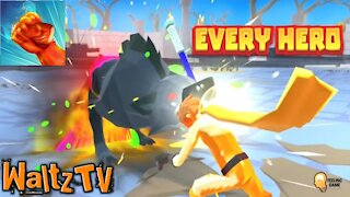 Every Hero - Android Action Game