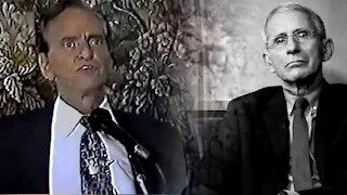 Hace 30 años el doctor 'muerte' Fauci fue acusado de genocidio