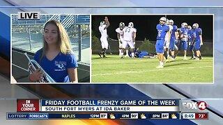 Ida Baker High School football highlight