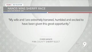 With final votes counted, Nanos beats Napier for Pima County Sheriff