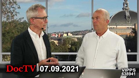DocTV 07.09.2021 Pølser, pølsevev og hemmelige nettverk