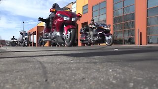 Motorcycle ride helps Idaho honor fallen pilots while raising money for their families