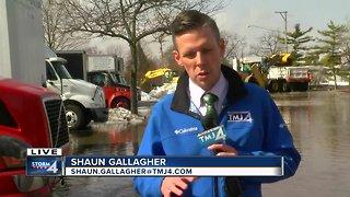 Fond du Lac flooding forces evacuations