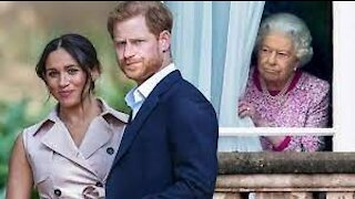 Queen Elizabeth Issues Statement After Meghan & Harry Revealing Interview with Oprah!