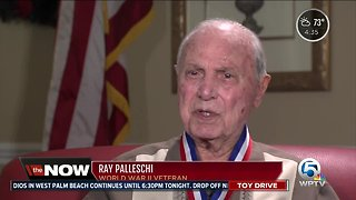 Veteran remembers Pearl Harbor
