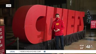 Chiefs super fans excited for Super Bowl