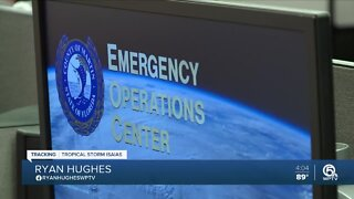 Storm preparations underway from Palm Beach County to the Treasure Coast