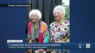 The life and legacy of Betty & Jean Fairfax