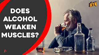 How Alcohol Affects Muscle Building
