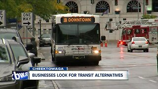 Businesses look towards alternatives to public transit for employees