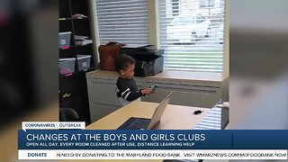 Changes at the boys and girls clubs