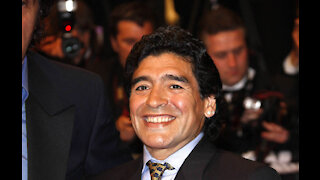 Legendary footballer Diego Maradona has died aged 60