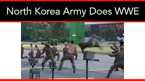 As The US Army Goes Woke, This Is What North Korea Is Doing