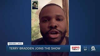 Former Inlet Grove head coach Terry Bradden joins the show