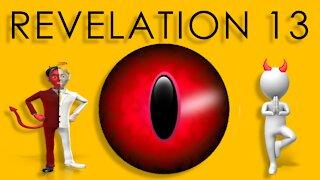 Revelation Chapter 13 ~ Bible Study Quiz