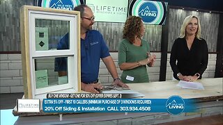 Lifetime Windows- Save Money On Your Energy Bill By Upgrading Your Windows