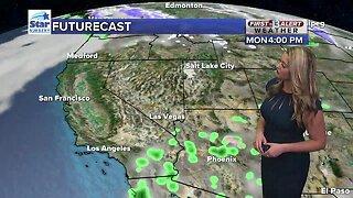 13 First Alert Las Vegas evening forecast | Mar. 2, 2020