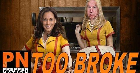 America is Too Broke - Headed for TEOTWAWKI?