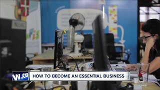 Here's how to become an essential business during COVID-19