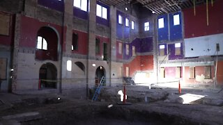 Construction starts on historic Temple building in Old Town