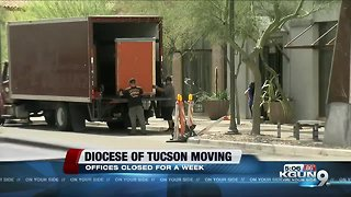 Diocese of Tucson offices close temporarily, offices moving