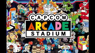 Capcom Arcade Stadium will feature invincibility cheat