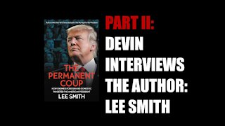 Obama's Anti-Trump Operations with Author, Lee Smith