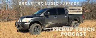 STOP THE INSANITY! The Lockdowns Must End, NOW! Pickup Truck Podcast Ep:4