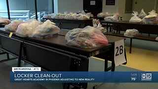 School supply pick-up brings emotion, closure for Valley families