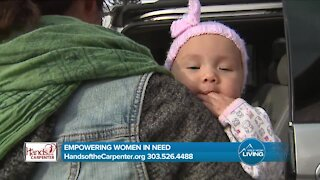 Winterize Your Car & Support Women In Need // Car Care Month // AAA.com With HandsOfTheCarpenter.org