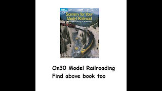 On30 Model Railroading. Model Trains