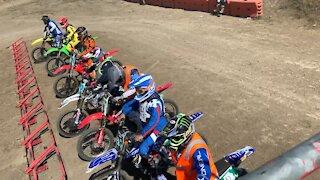 Argyll Race, Starting Line