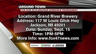 Around Town - 2019 Amateur Cornhole Tournament - 9/12/19