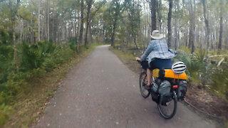 Florida Bicycle Touring - Day 1