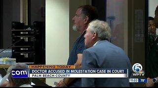 Volunteer doctor at Palm Beach County high schools accused of molesting runaway teen