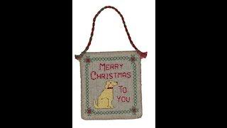 Christmas Dog Ornaments