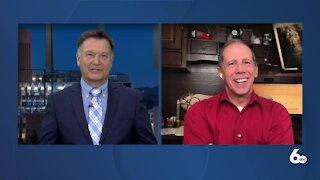 Scott Dorval's Idaho News 6 Forecast - Monday 1/4/21