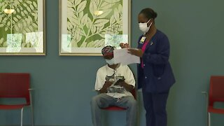 Mobile clinics boosting vaccinations in Baltimore