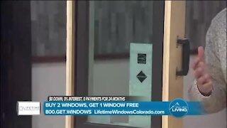 Lifetime Windows // Winter Is Here!