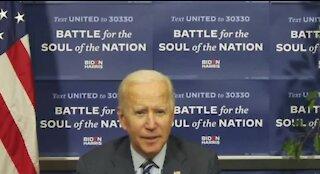 Biden holds virtual event with Black faith leaders
