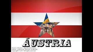 Bandeiras e fotos dos países do mundo: Áustria [Frases e Poemas]