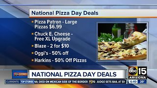 National Pizza Day deals!
