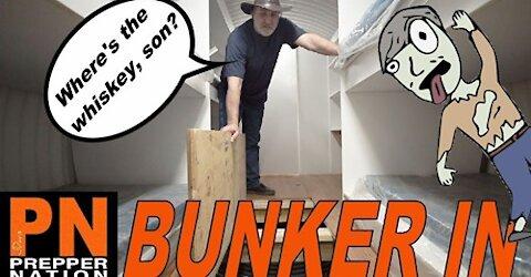 The Bunker Mindset During SHTF